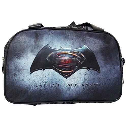 Dc Comics Batman Vs Superman Justice Sac bandoulière Sac à Main Gym Piscine Voyage