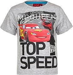 Camiseta de Manga Corta - Cuello Redondo - Para Niño