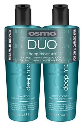 OSMO Deep Moisture Shampoo 1 Litre/Conditioner 1 Litre