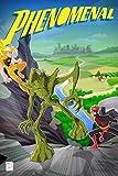Phenomenal : 101 One-Hundred Word Superhero Stories (English Edition)