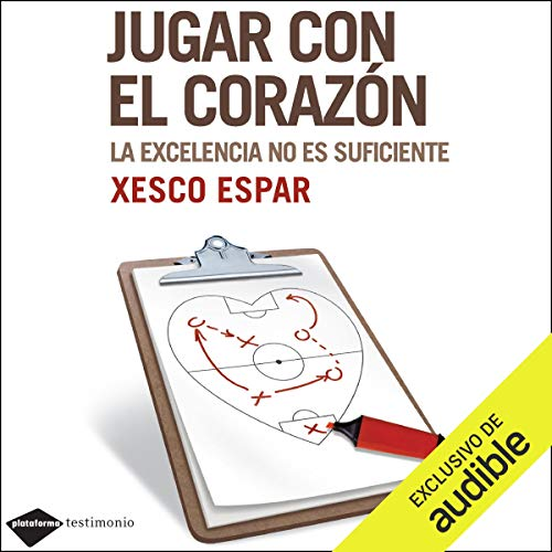 Jugar Con El Corazón [Play with the Heart] audiobook cover art
