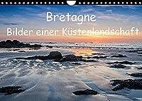 Bretagne - Bilder einer Kuestenlandschaft (Wandkalender 2022 DIN A4 quer): Bilder der abwechslungsreichen und beeindruckenden bretonischen Kueste. (Monatskalender, 14 Seiten )