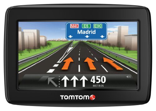 TomTom Start 20 M Europe 22 Navigationssystem 10,9 cm (4.3 Zoll) Touchscreen Fixed Schwarz 154 g - Navigationssysteme (Intern, Mitteleuropa, 10,9 cm (4.3 Zoll), 480 x 272 Pixel, 16:9, Flash)