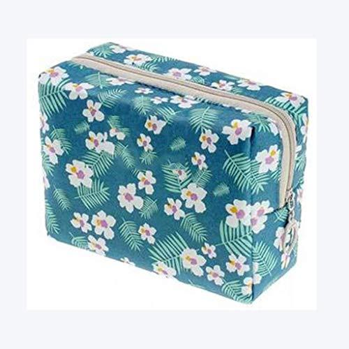 RJFAB Sac de Toilette Portable cosmétique Trousse de Toilette Pack for Maison de Stockage Hommes Femmes