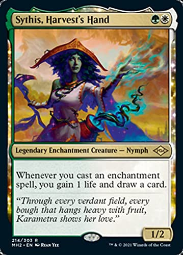 Magic: the Gathering - Sythis, Harvest's Hand (214) - Modern Horizons 2