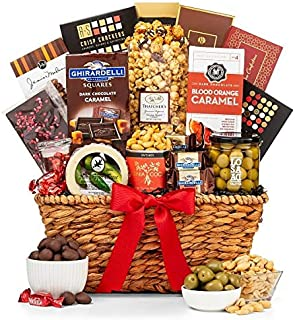 Best christmas wine basket gifts Reviews