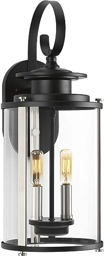 wholesale Progress 2021 Lighting online sale P560037-031 Squire Outdoor, Black sale
