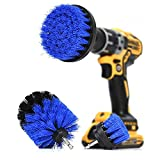 Best Fiberglass Tub Cleaners - ORIGINAL Drill Brush 360 Attachments 3 pack kit Review