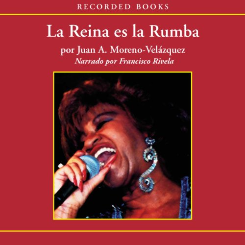 La reina es la rumba audiobook cover art
