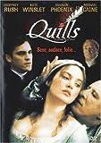 Quills, la plume et le sang