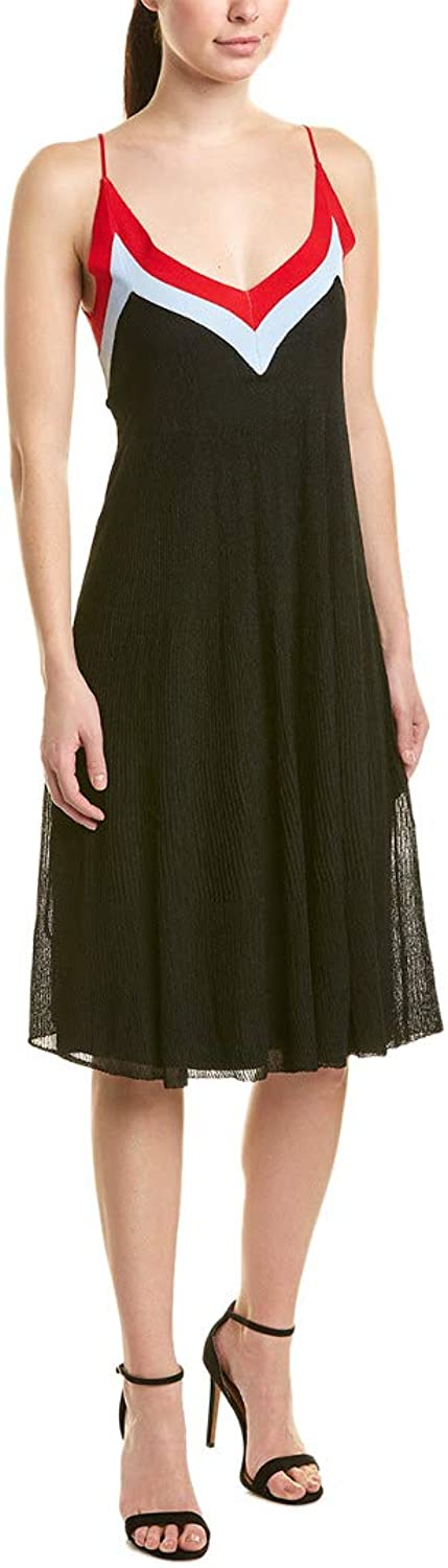 Catherine CATHERINE MALANDRINO Womens KneeLength Cocktail Dress