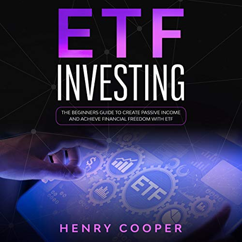 ETF Investing Audiobook By Henry Cooper cover art