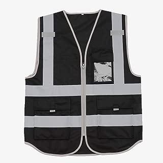Best construction vest black Reviews