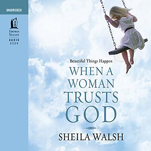 Beautiful Things Happen When a Woman Trusts God cover art
