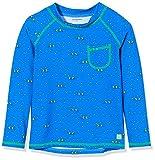 Schiesser Jungen Bade-Shirt Badehose, Blau (Royal 819), 92 (Herstellergröße: 092)
