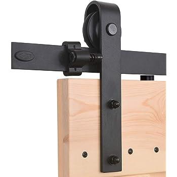 CCJH 6.6FT-200cm Herraje para Puertas Kit de Accesorios para ...