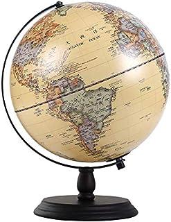 لعبة الكرة الأرضية التفاعلية الأرضية الأرضية مزودة بإضاءة مقاس 33 سم للأطفال والكبار - لعبة تفاعلية إيرث غلوب تخلق ألعابًا...