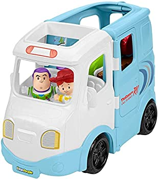Fisher Price Disney Toy Story 4 Jessie s Campground Adventure by Little People [Amazon Exclusive]