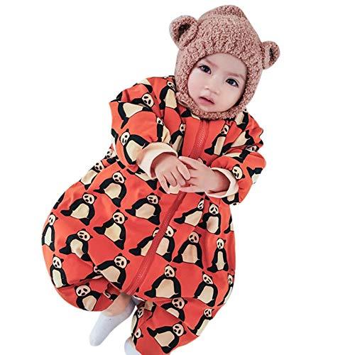 Pelele para bebé con pie para dormir y jugar, pijama para bebé recién nacido, ropa para dormir 3# Talla:M