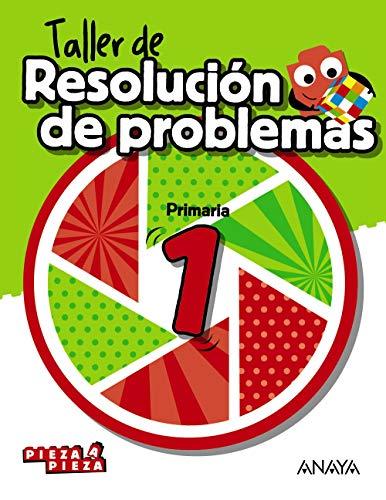 Taller de resolución de problemas 1. (Pieza a Pieza)