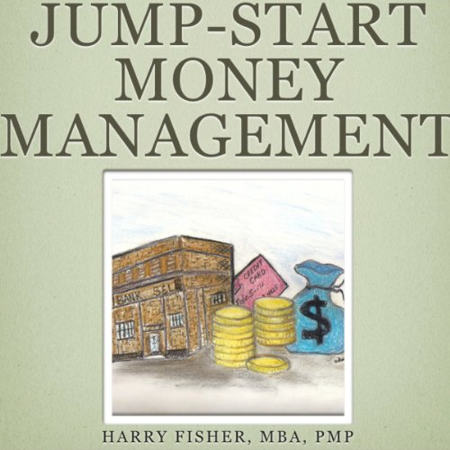 Jump-Start Money Management: audiobook cover art