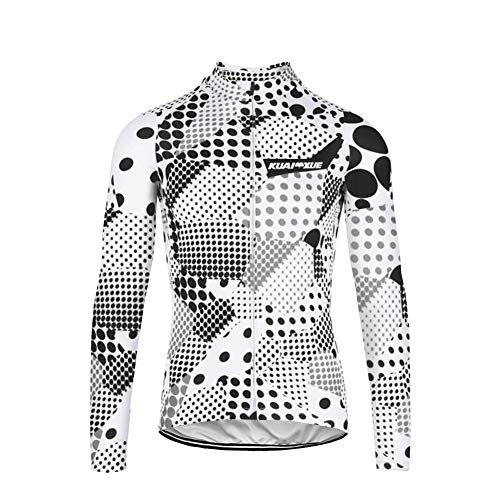 Uglyfrog-National Flag Artículo WLJ37 2019-2020 Cycling Wear De Manga Larga Maillot Ciclismo Hombre Equipos Clothes with Fleece
