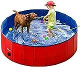 Fuloon Piscina per Cani, Piscina per Bambini,Vasca da Bagno per...