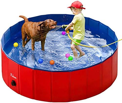 Fuloon Dog Paddling Pool