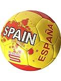 EUROXANTY Balón de fútbol de España | Diseño Bonito | Pelota Selección Española