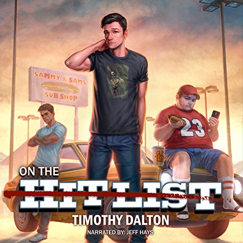 On the Hit List audiobook cover art