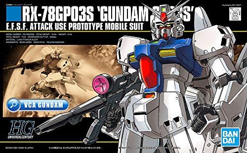 HGUC 1/144 RX-78 GP03S ガンダムGP03S プラモデル