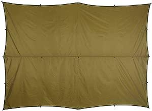 OneTigris Bulwark All Season Camping Tarp, 13ft by 10ft