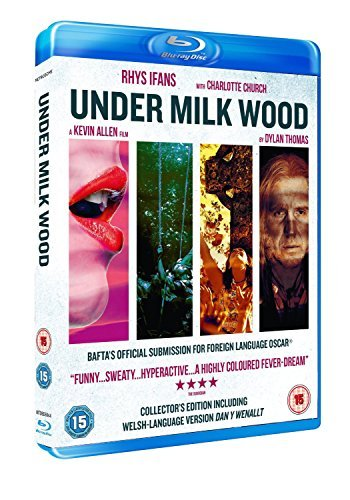 Under Milk Wood (2015) ( ) [ UK Import ] (Blu-Ray)
