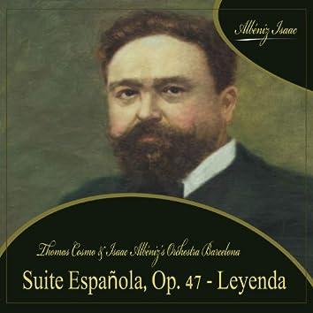 Suite Española, Op. 47 - Leyenda