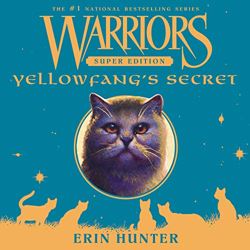 Warriors Super Edition: Yellowfang's Secret cover art