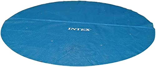 new arrival Intex Solar Cover high quality for 9.5ft Diameter Easy Set sale and Frame Pools sale