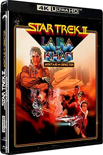 Star Trek II: La Ira de Khan [Blu-ray]