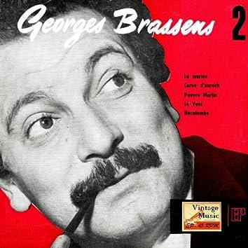 "Vintage French Song Nº21 - EPs Collectors ""La Marine"""