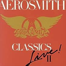 Classics Live II by Aerosmith (2008-02-01)