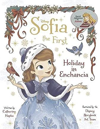 Disney Sofia the First Holiday in Enchancia by Catherine Hapka (2014-09-19)