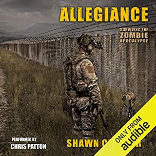 Allegiance audiobook cover art