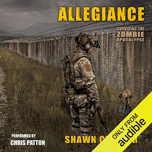 Allegiance  By  cover art