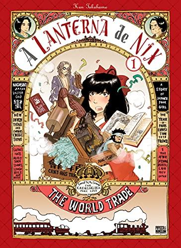 A Lanterna de Nix (Mangá Volume 1 de 3)