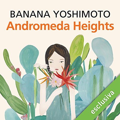 Andromeda Heights audiobook cover art