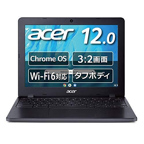Google Chromebook Acer ノートパソコン C871T-A14P 12.0インチ 日本語キーボード Celeron<R></noscript> 5205U 4GBメ...