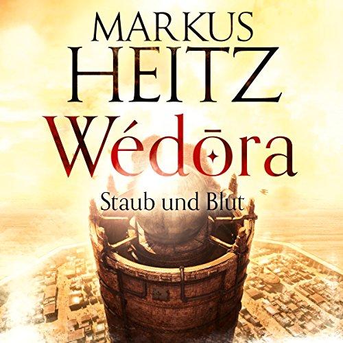 Staub und Blut audiobook cover art