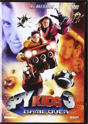 Spy Kids 3 Game Over (Import Dvd) (2012) Antonio Banderas; Carla Gugino; Alexa