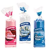 13 Gallon Scented Tall Kitchen Trash Bags Variety Bundle (3-pack) by Greenbrier