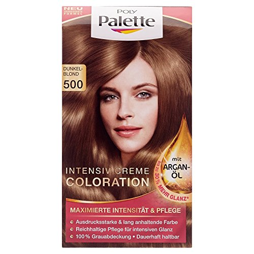 Poly Palette Coloration Stufe 3, 500 Dunkelblond, 115 ml