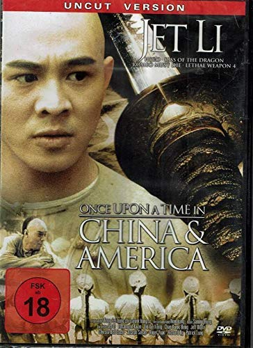 Once Upon a Time in China and America (1997) ( Wong fei hung VI: Sai wik hung see )